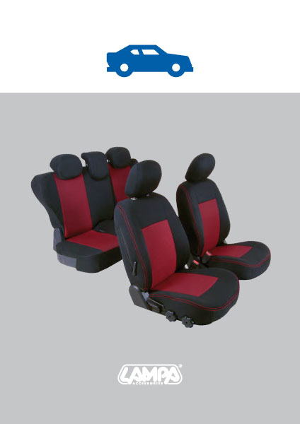 Tailor made seat covers