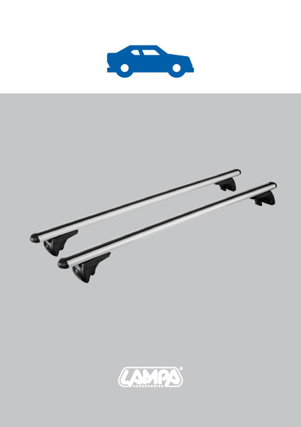 Car line roof bars